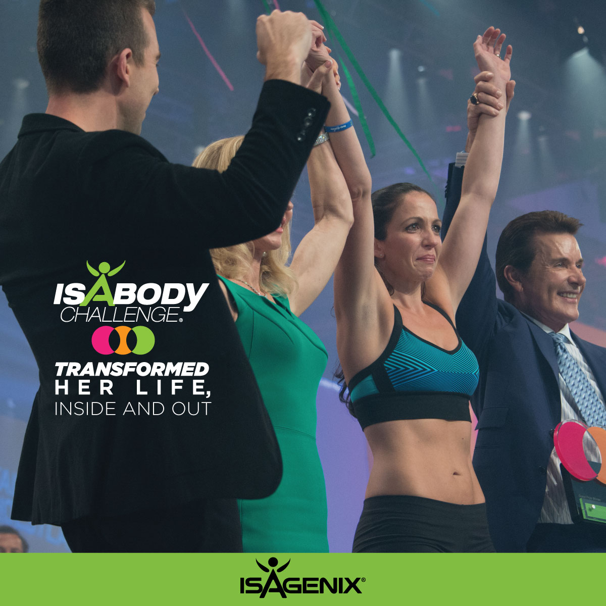 Isagenix IsaBody Winner